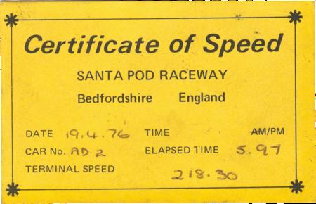 Pete Crane Ticket